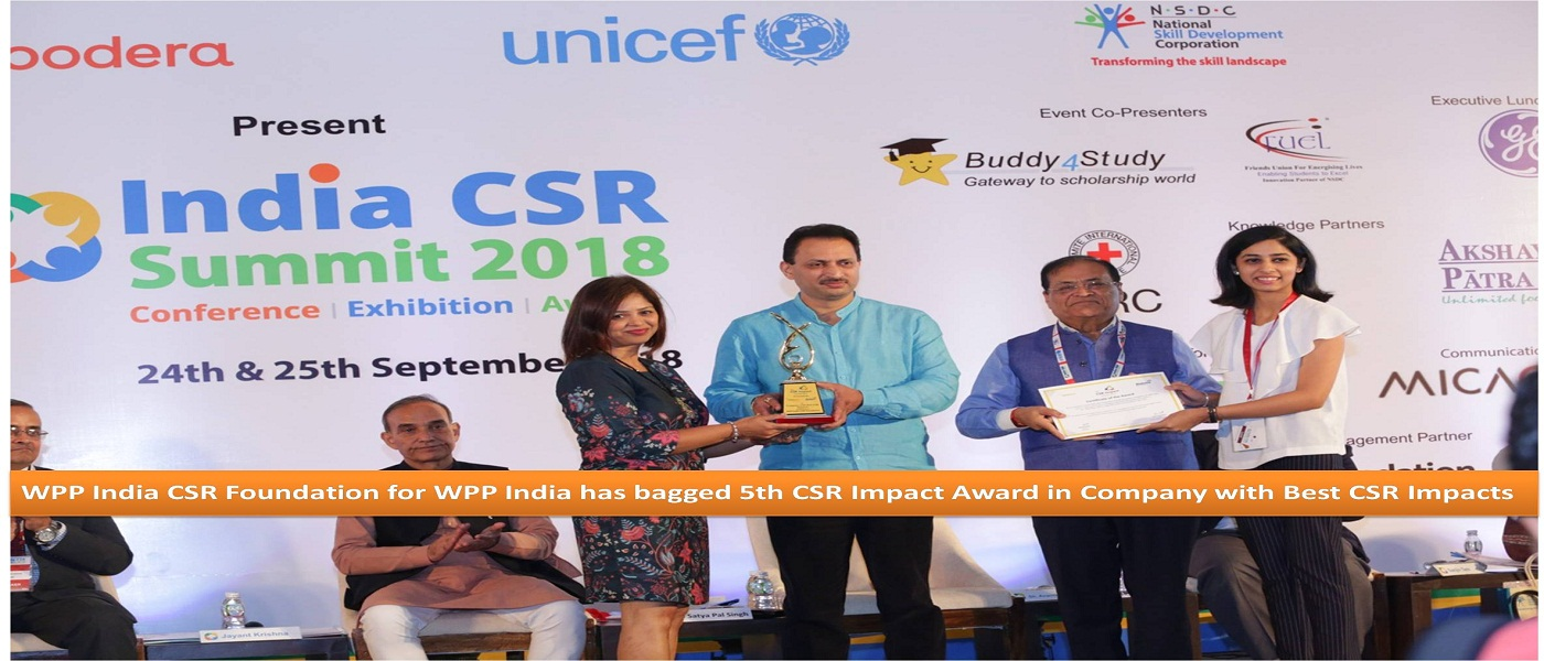5th CSR Impact Awards - Hosted by NGOBOX and Powered by Dalmia Bharat Ltd.